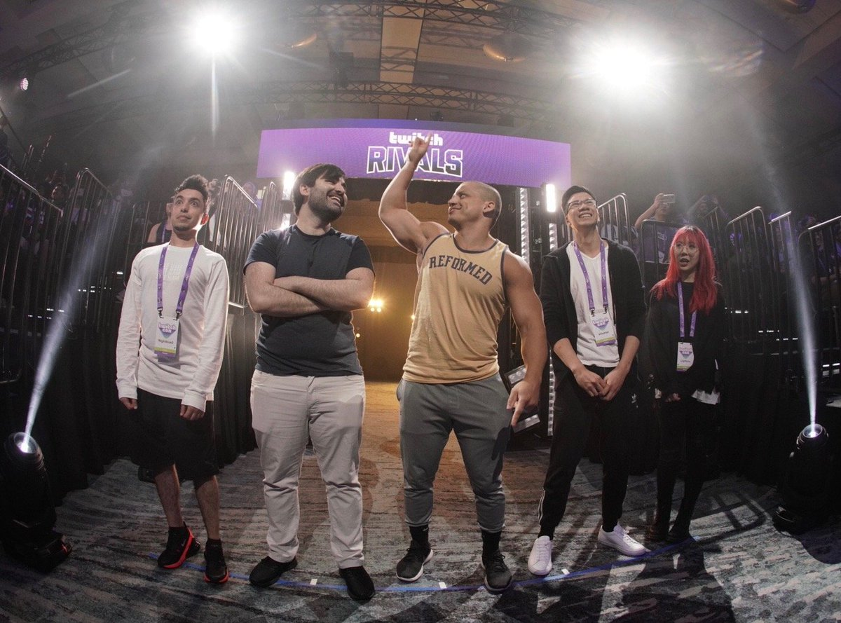Image result for tyler1 yassuo pokimane twitch rivals