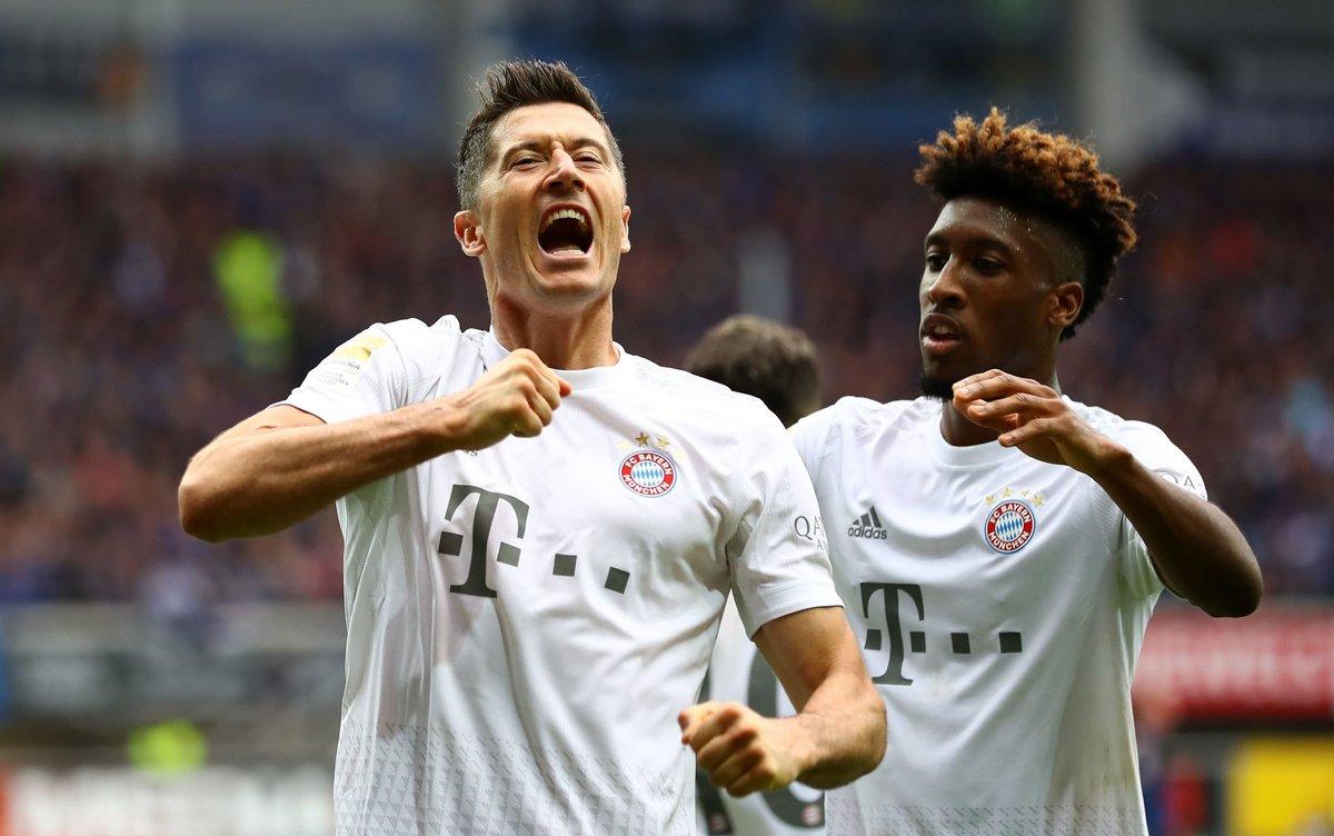 Video: Paderborn vs Bayern Munchen Highlights