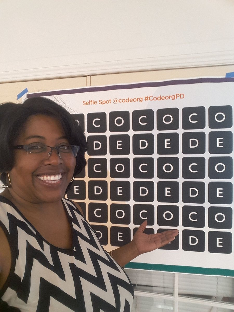 Running a @codeorg PD for my teachers #EdTech #CS4all #codingforkids