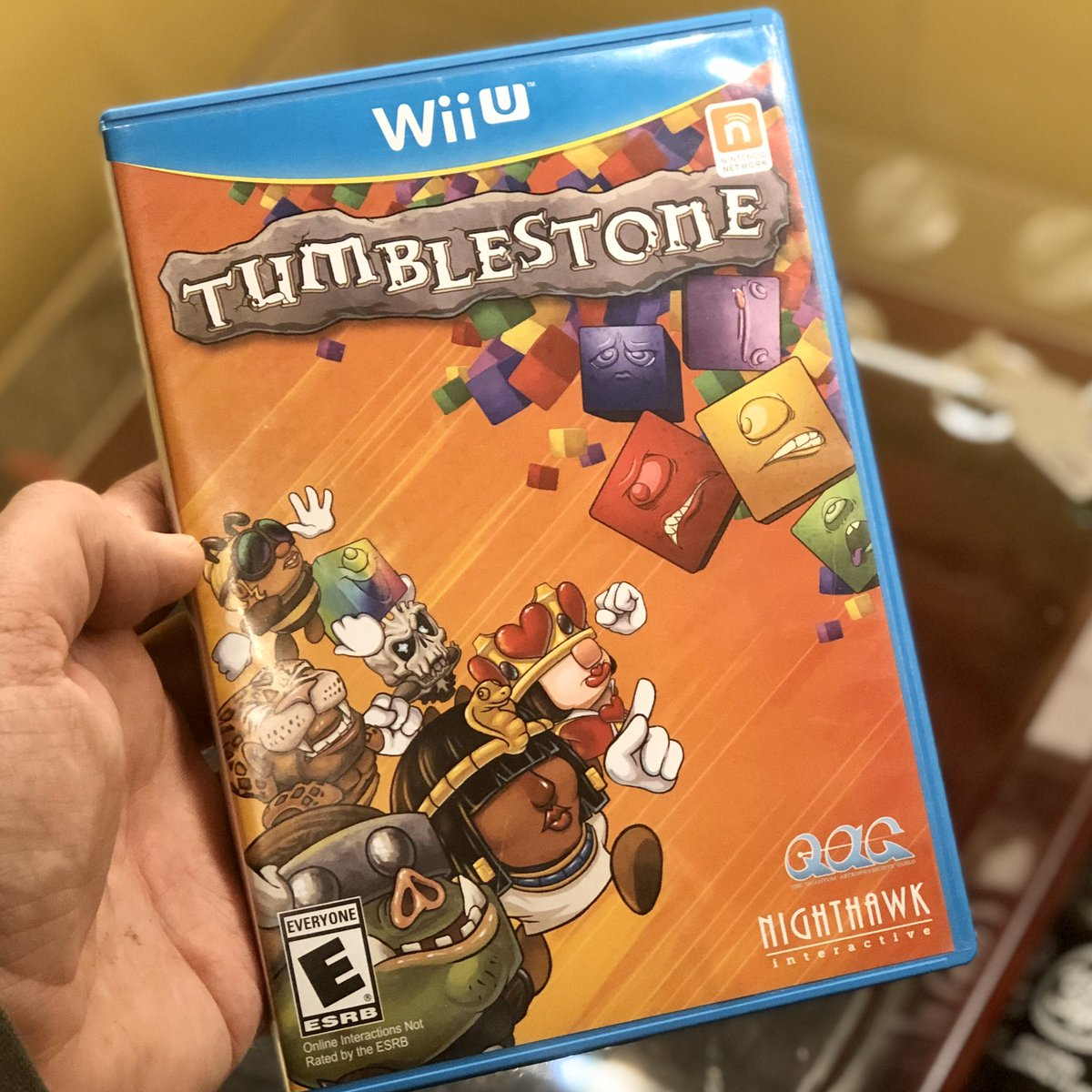 Metal Jesus Rocks On Twitter Found An Uncommon Wii U Game Yesterday At Gamestop Not Super Expensive Yet But Can Be Hard To Find For Wii U
