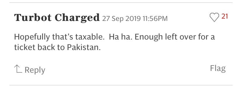The vile comments from some readers of this Telegraph piece about my former advisor Sonia Khan - sacked without justification by Dominic Cummings - show the dangerous sentiment being whipped up by those exploiting division, rather than seeking unity. telegraph.co.uk/politics/2019/…