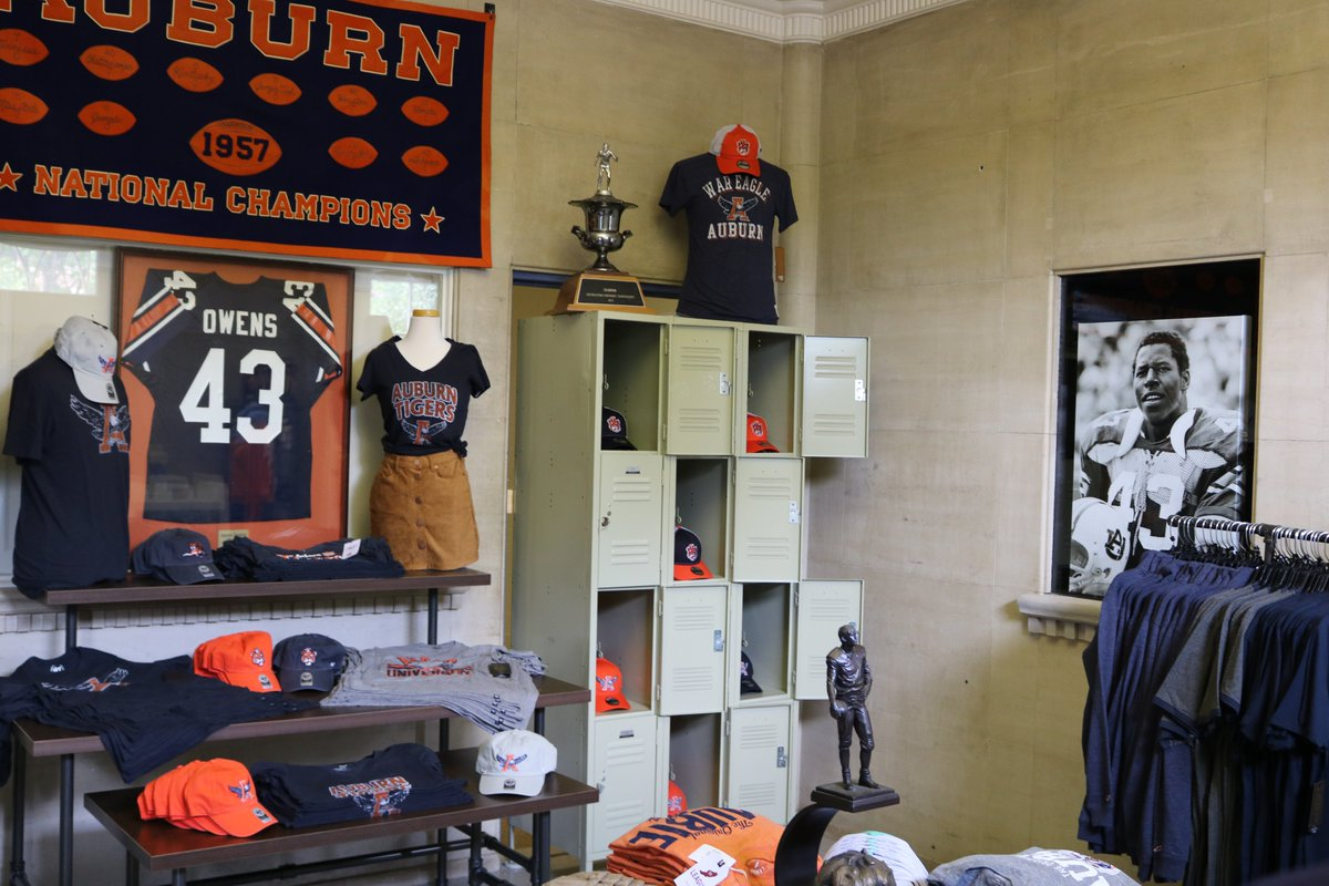 Auburn Tigers On Twitter Be Sure To Stop By The Petrie