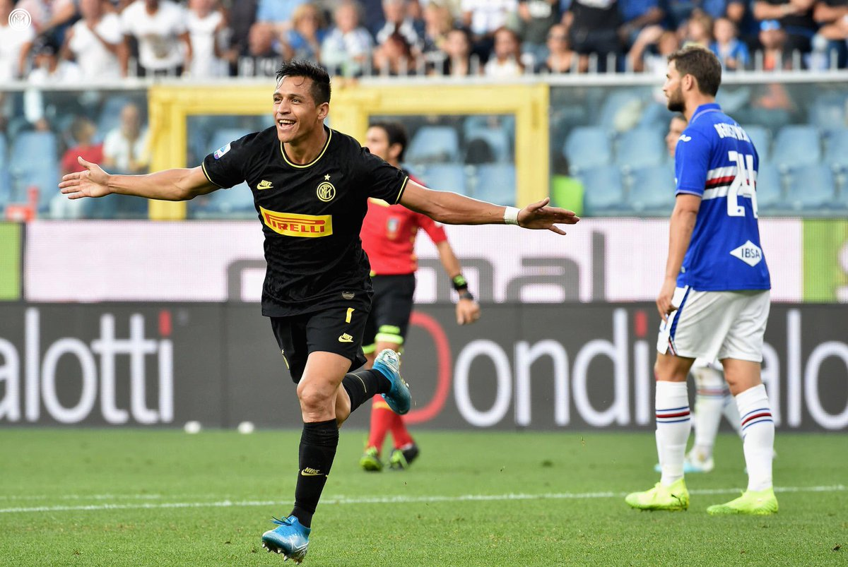 Video: Sampdoria vs Inter Milan Highlights