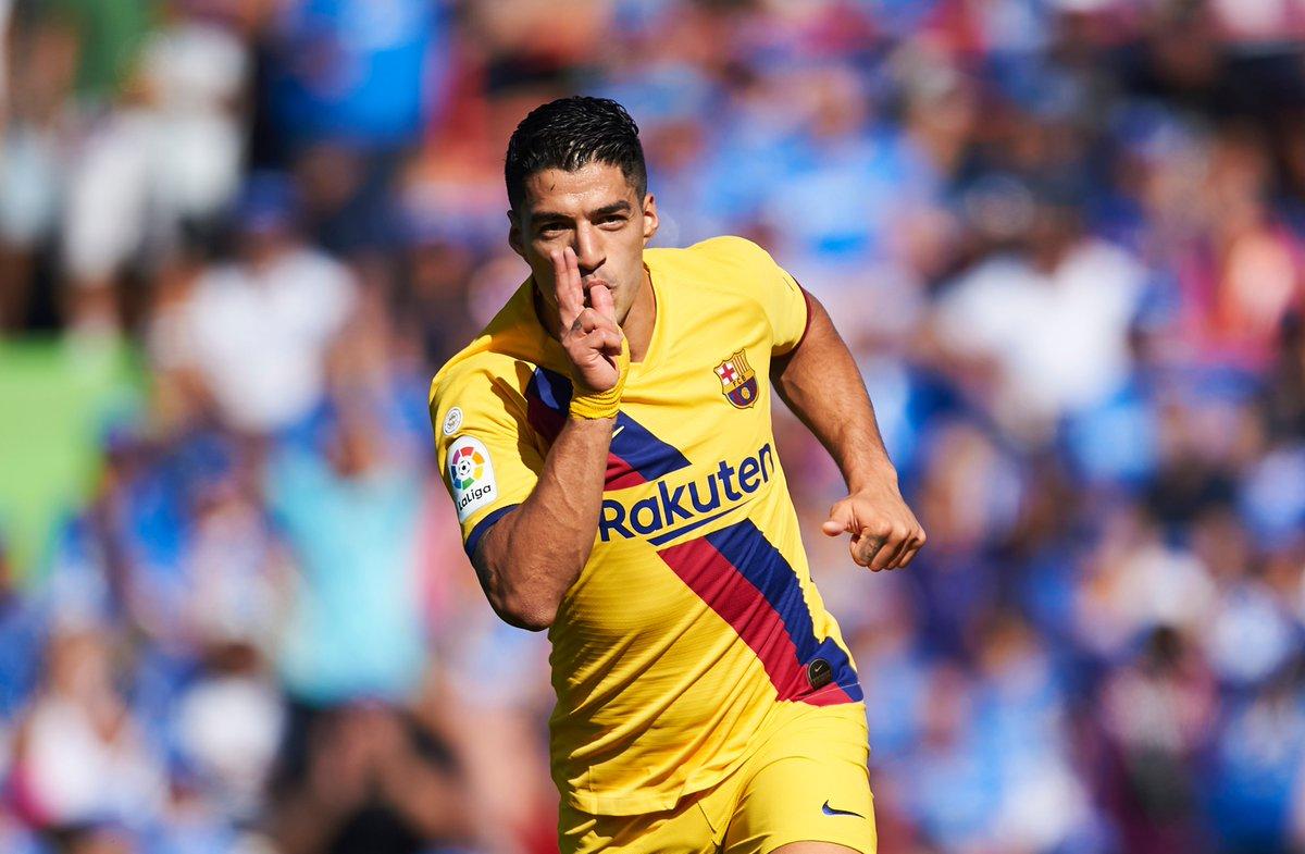 Video: Getafe vs Barcelona Highlights