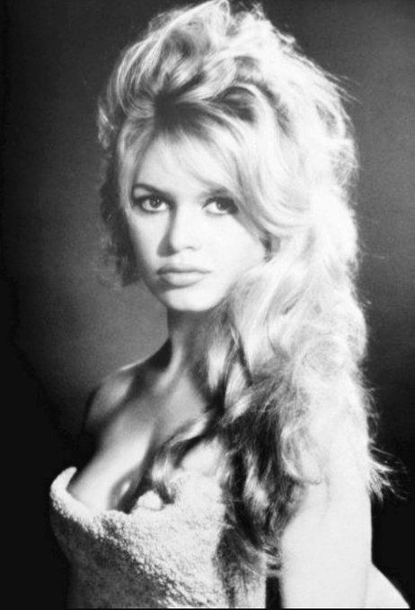 Happy 85th birthday to blonde bombshell Brigitte Bardot (born September 28, 1934)!