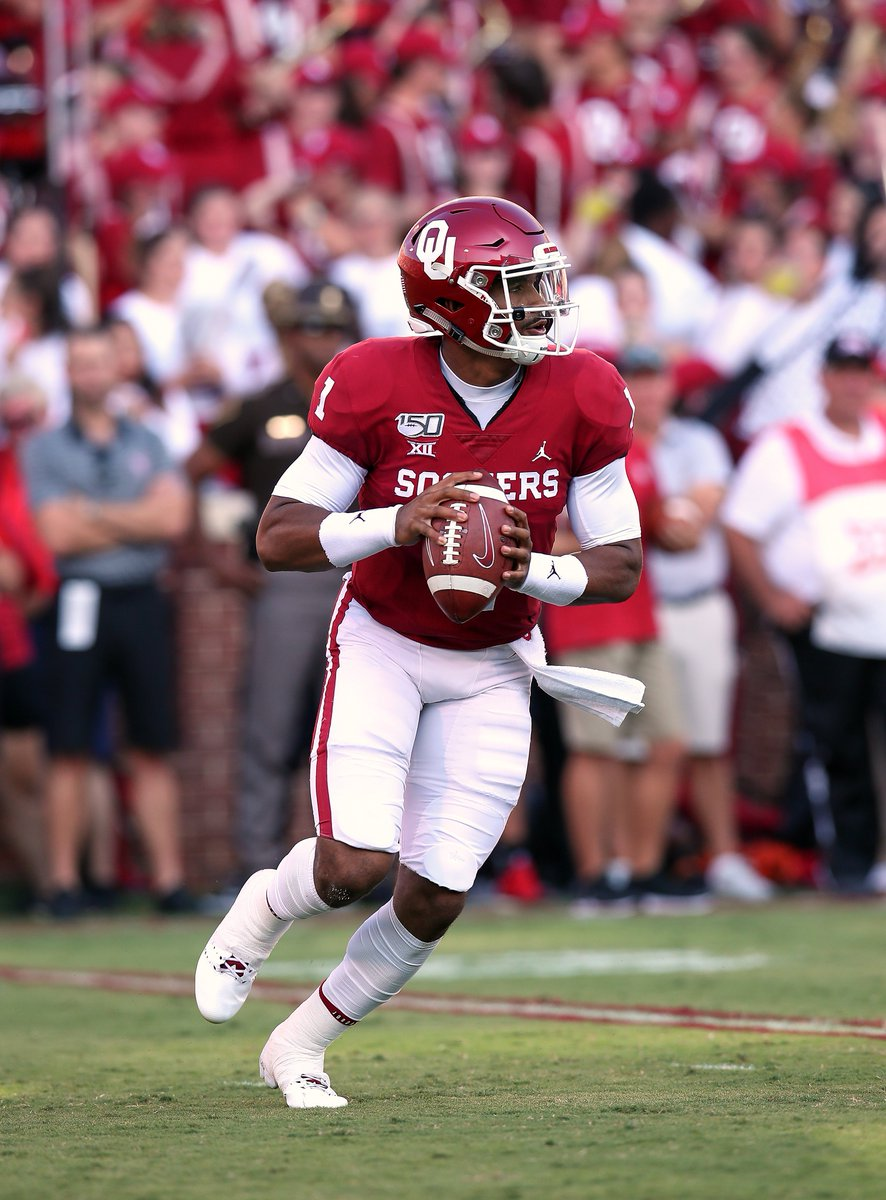Jalen Hurts solidifies spot as a Heisman favorite with monster game