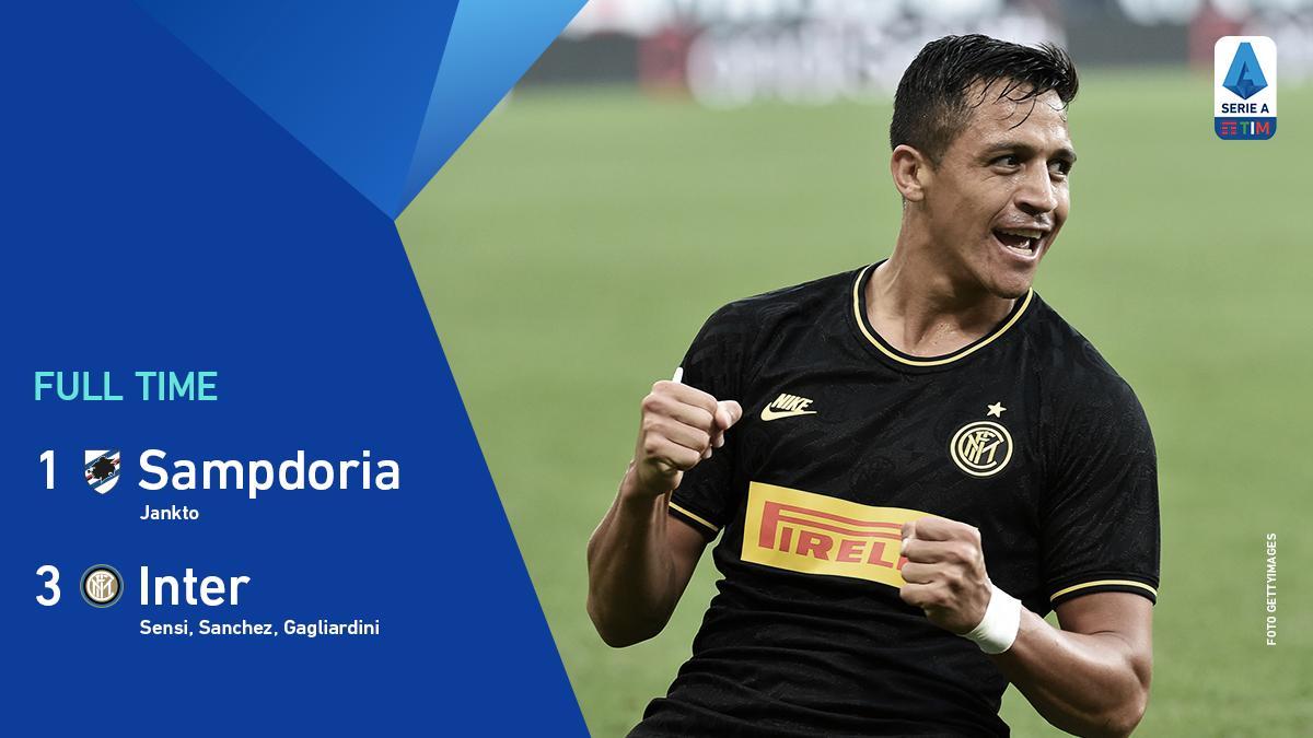 Serie A Inter Milan