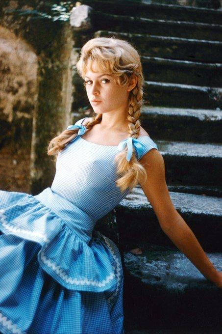 Happy Birthday to beauty icon Brigitte Bardot