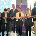 Image for the Tweet beginning: Inauguration d'«Europa Nantes» nouveau lieu
