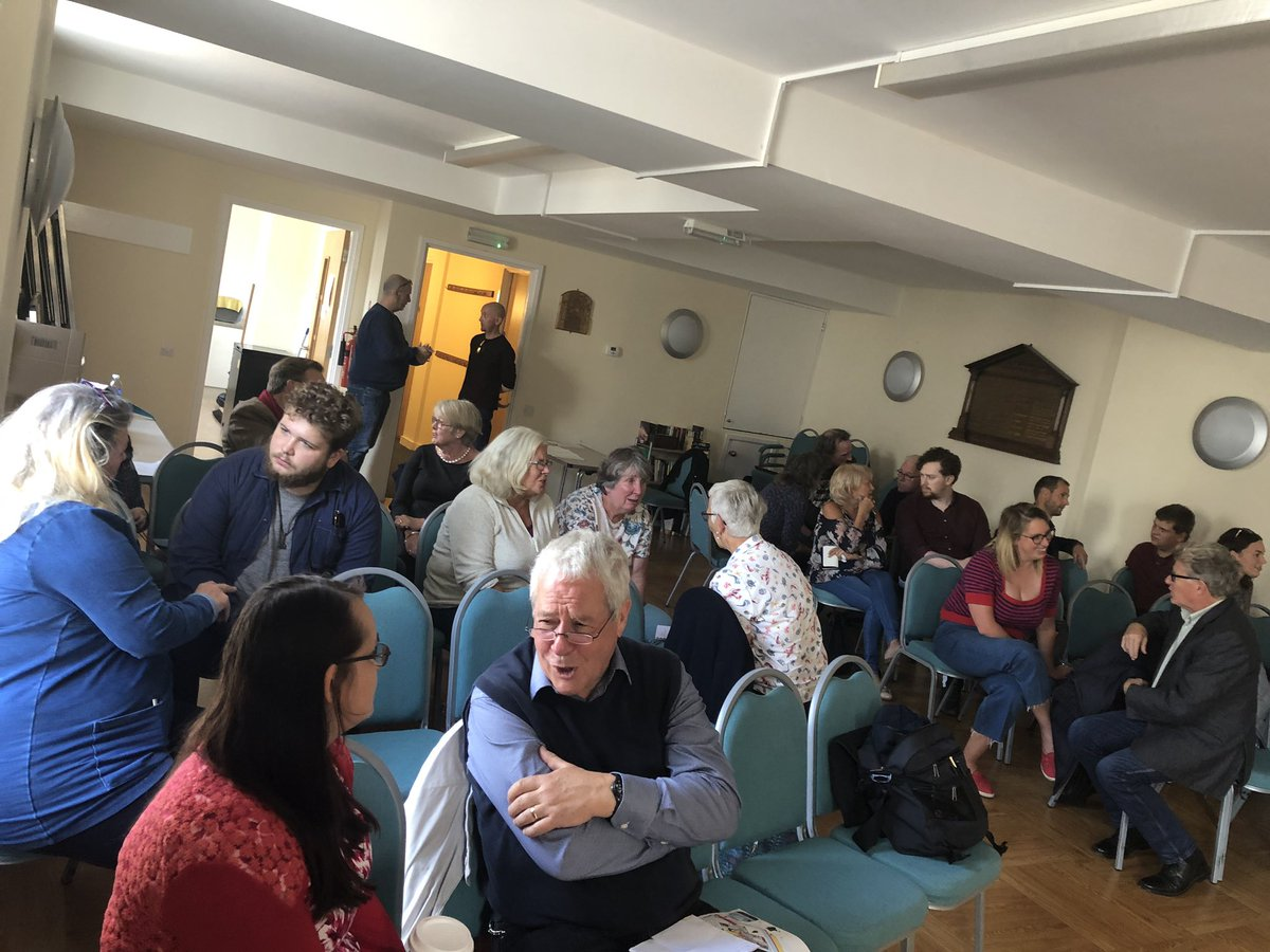 Building #peoplepower and learning how to use persuasive conversations to get election reading in Hastings and Dover today! ✊🌹 #bythemany