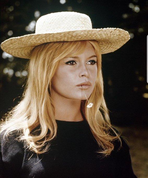 Happy birthday Brigitte Bardot, the most beautiful woman in the world