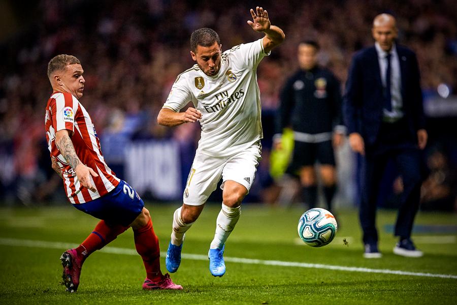Video: Atletico Madrid vs Real Madrid Highlights