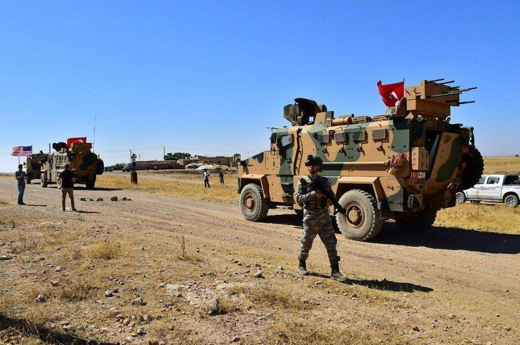 В Тафтаназе убито 5 турецких солдат