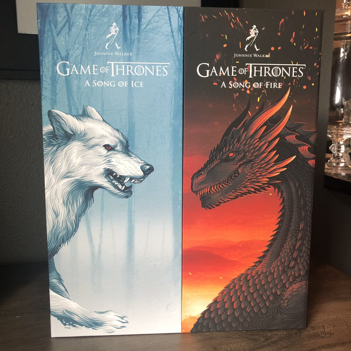 #Winteriscoming to the Northwest this weekend. Good time to tuck into new #GameOfThornes themed releases from @JohnnieWalkerUS #WinterStorm #jwsongofice #jwsongoffire<br>http://pic.twitter.com/4iMUxzTwVd