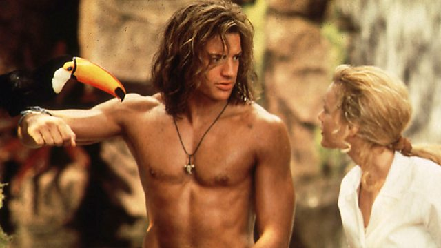 you know all of these himbos and male bimbos have never even watched george of the jungle lol. mayhaps you should start learning your herstory?