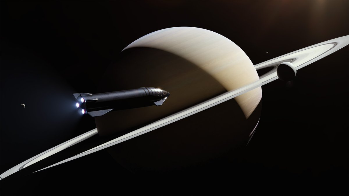 Ultimately, Starship will carry as many as 100 people on long-duration, interplanetary flights