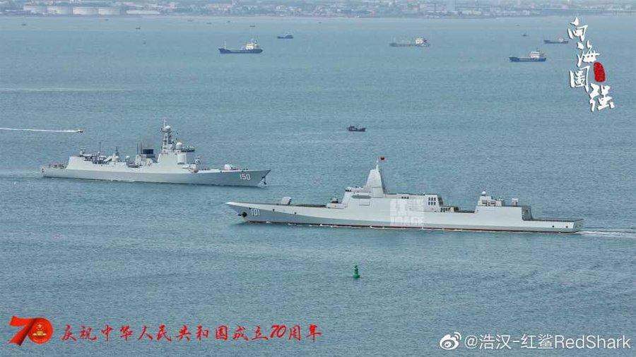 Type-055 DDG Large Destroyer Thread EFn2IhQU0AICgrQ?format=jpg&name=900x900