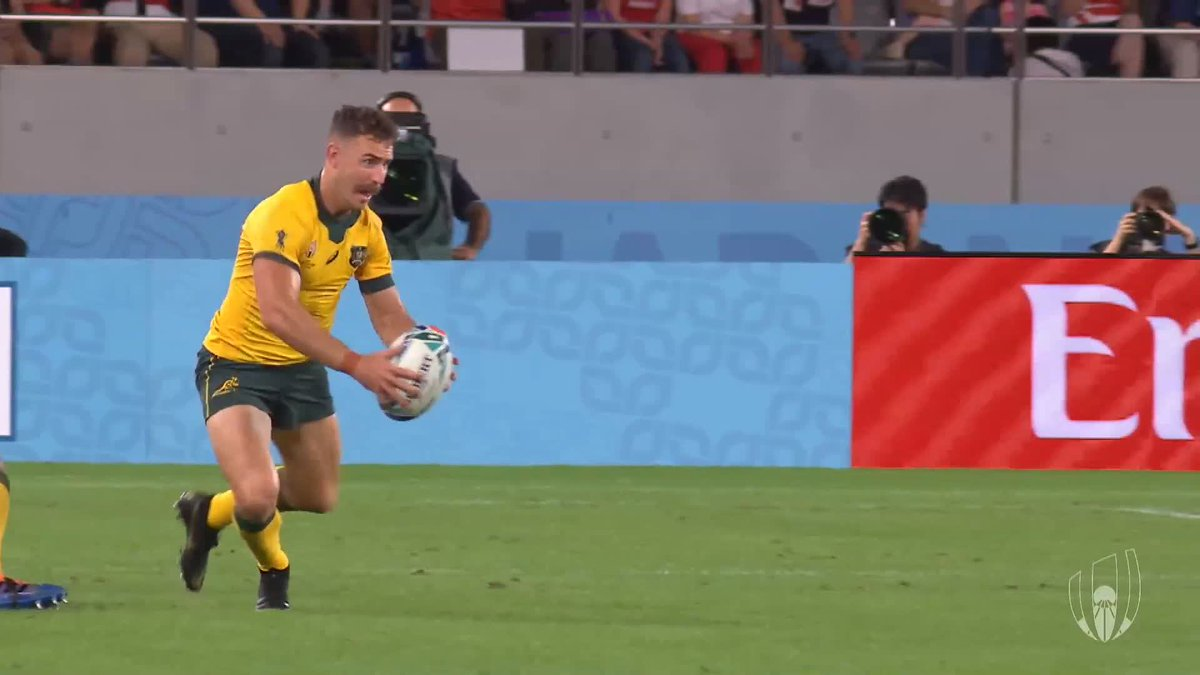 @rugbyworldcup's photo on Wallabies