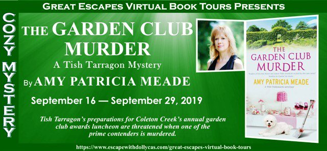 Review & #Giveaway – The Garden Club Murder by Amy Patricia Meade @amypmeade #5paws #cozy#mystery storeybookreviews.com/2019/09/review…
