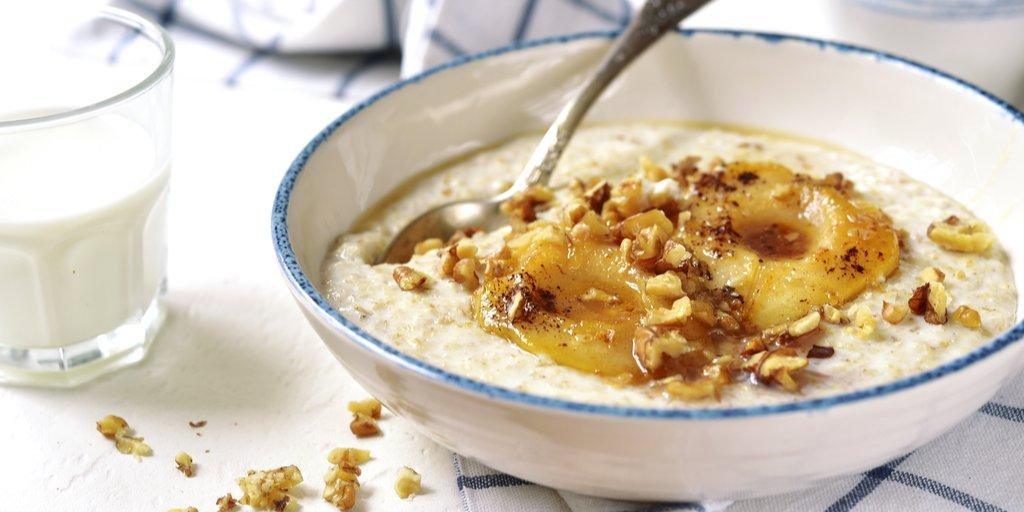 Good Morning Sunday. It's porridge time. #breakfastgoals