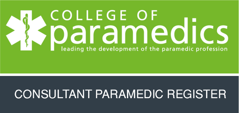 Are you a Consultant #Paramedic? Would you like the opportunity to join our voluntary Register? Click here for more details... https://www.collegeofparamedics.co.uk/news/consultant-paramedic-register …