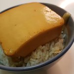 究極のズボラ飯が完成!?豆腐で簡単「即席とうめし」の作り方!