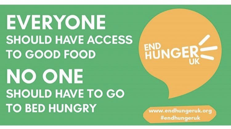 Warrington Foodbanks Tweet Everyone Should Have Access