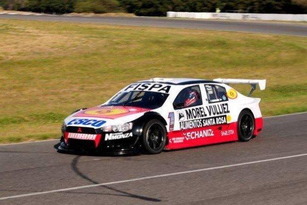 #TopRaceV6 | Girolami dominó de punta a punta la primera competencia