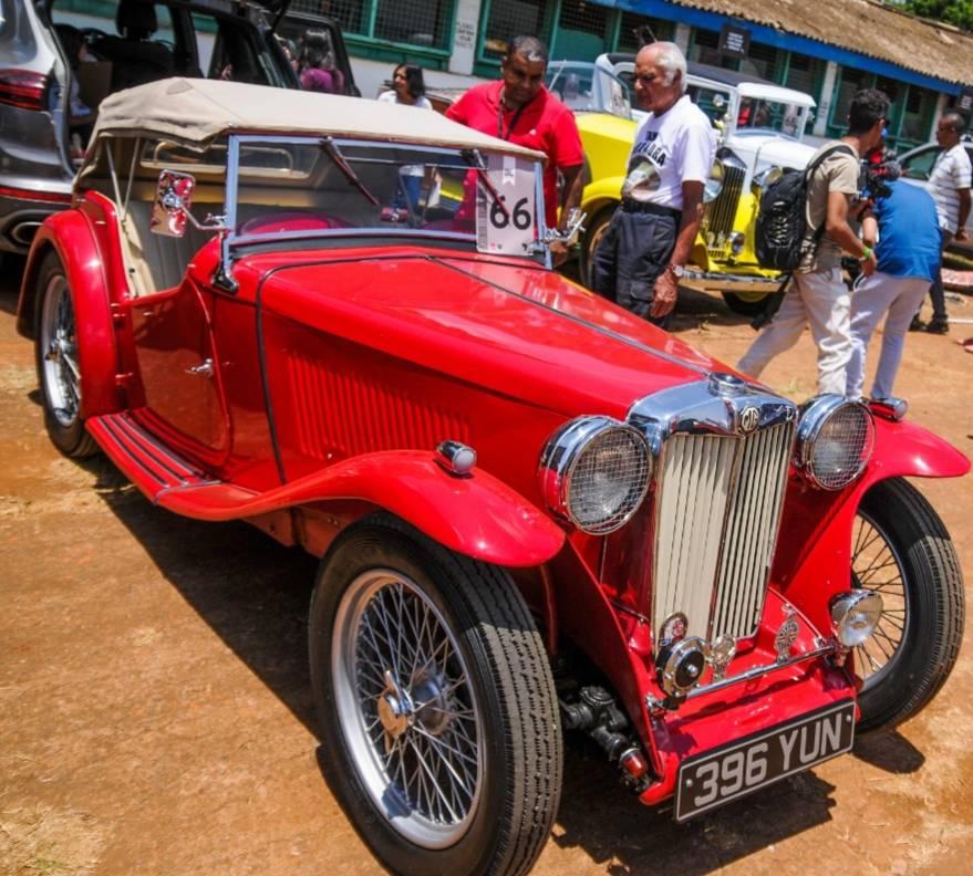 Concours d'Elegance Kenya 2019 photos