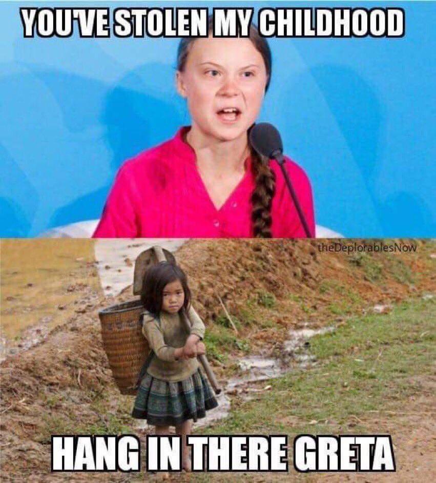 Greta Kritik