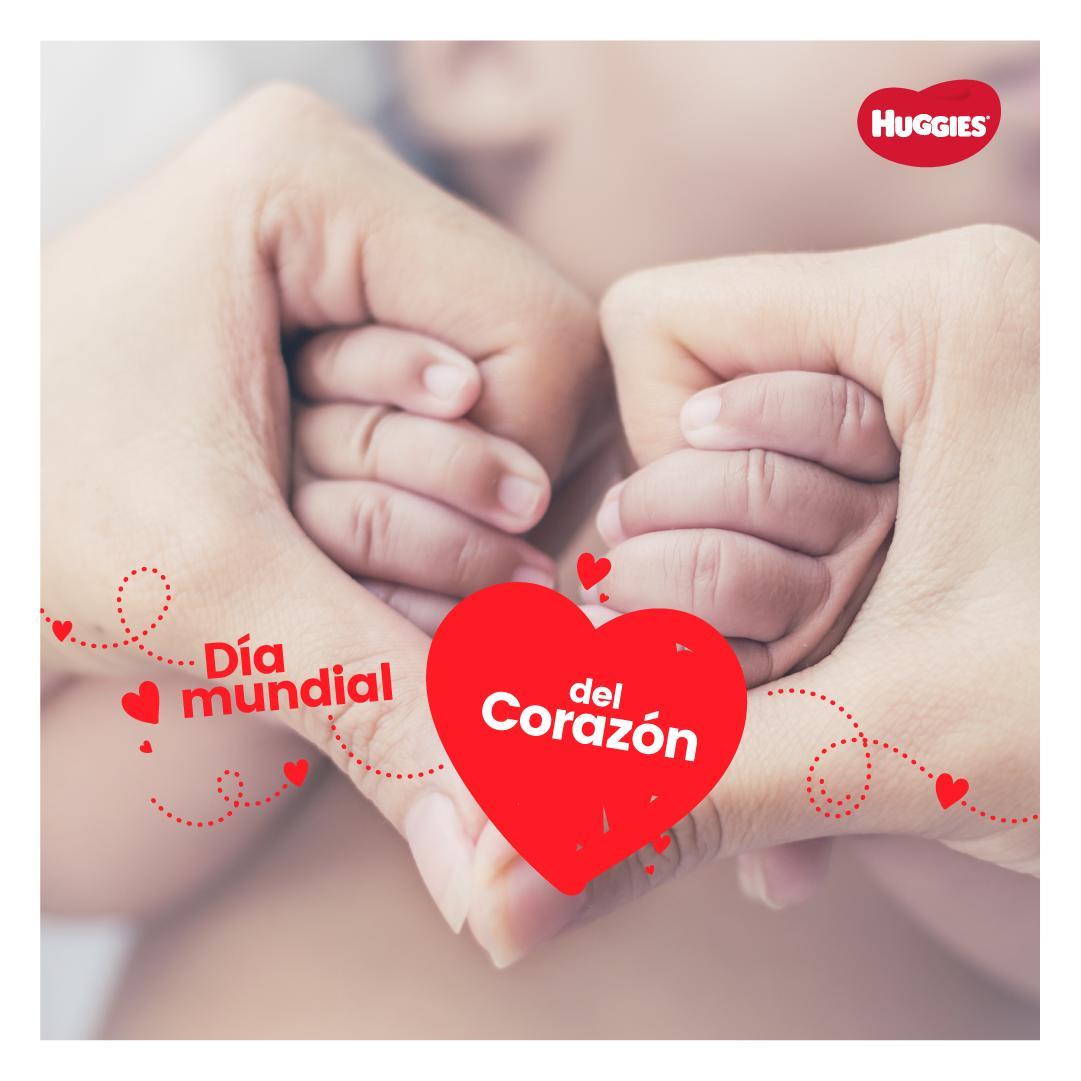 Cuando nace tu bebé no hay nada que ocupe más lugar que él en tu corazón. #DíaMundialDelCorazón https://t.co/1r0reWcmor