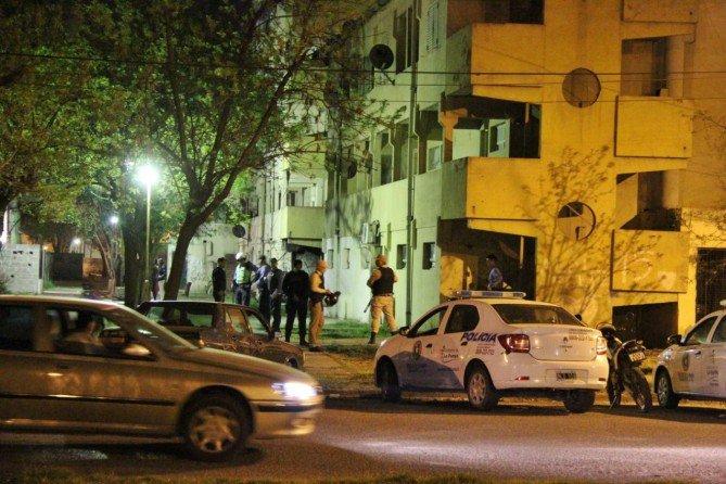 #GeneralPico | Tiros, secuestro de arma de fuego y dos demorados en Barrio Malvinas