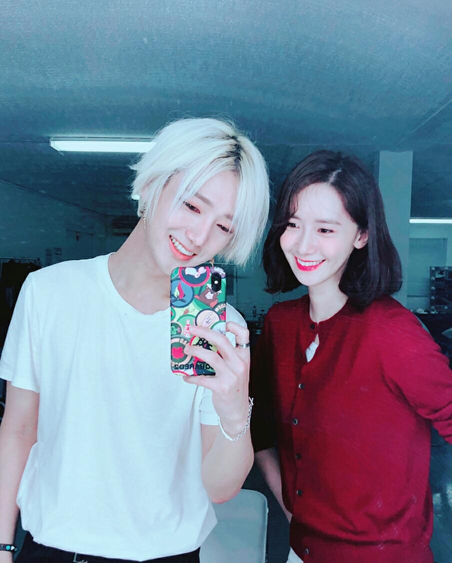 Yesung YoonA dating