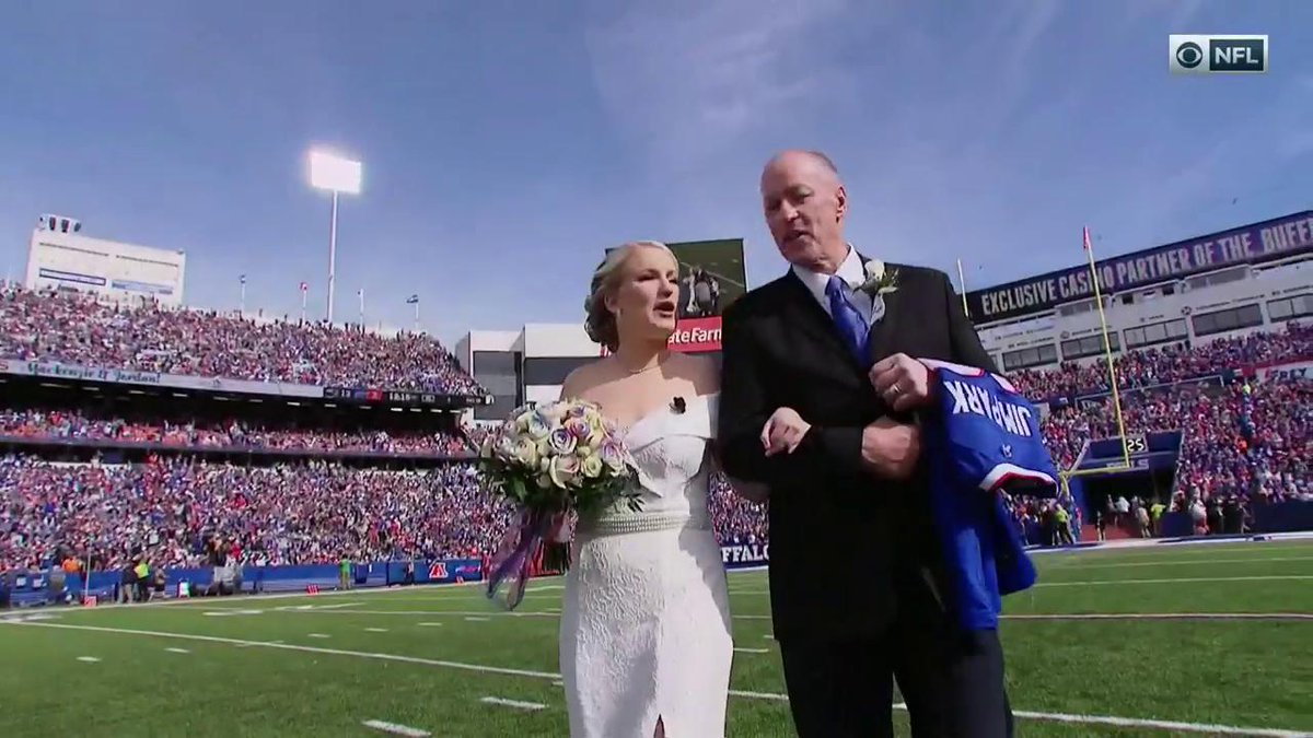 Couple Gets Married During NFL Game. Is This A Win For The Men Living In America?