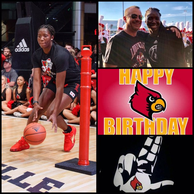 help wish a fantastic Birthday, first in the Ville!! Happy Birthday Liz!!