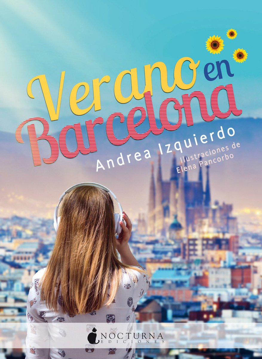 Verano en Barcelona de Andrea Izquierdo Fernández