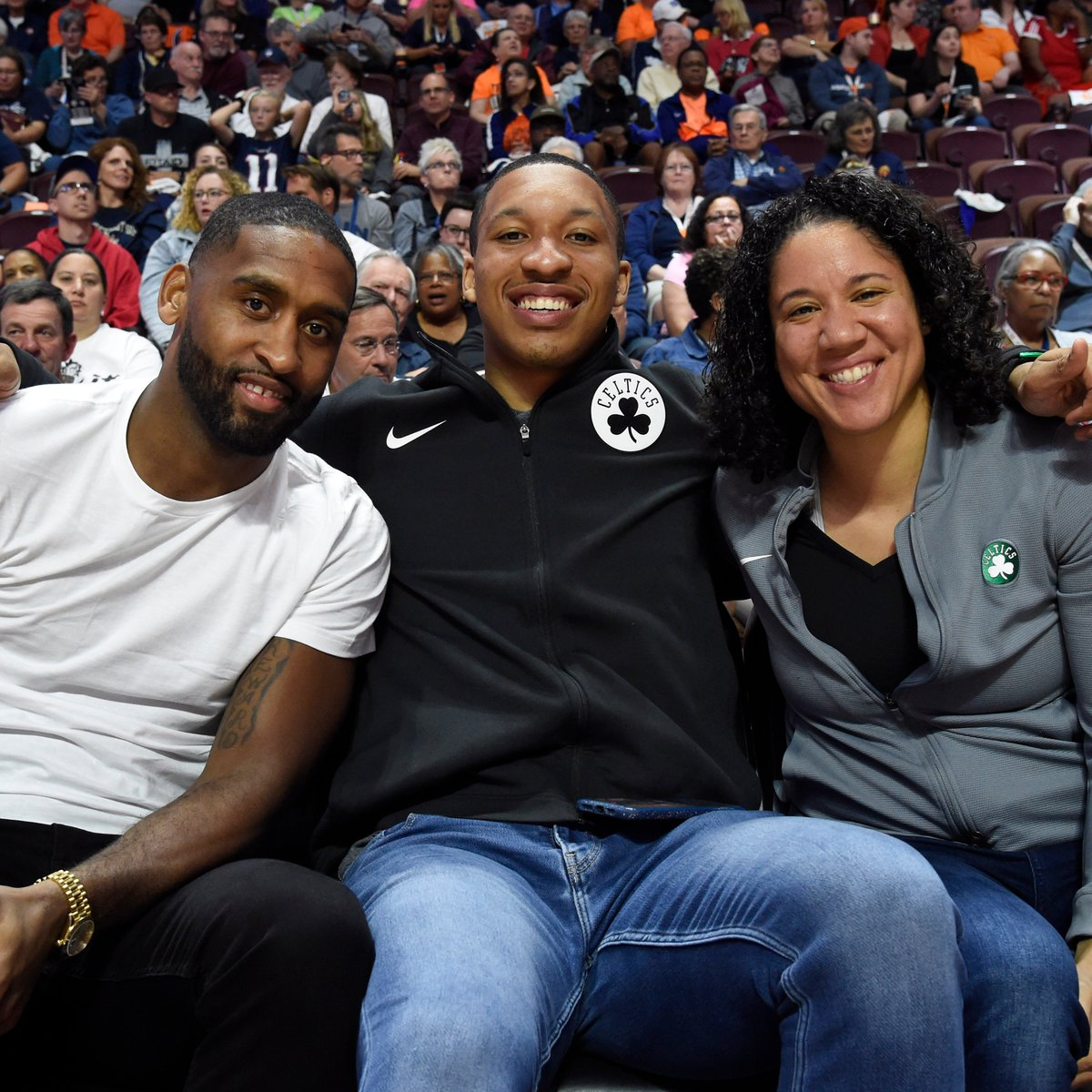 Time to #BurnItDown   Good luck @ConnecticutSun in the #WNBAFinals 🔥