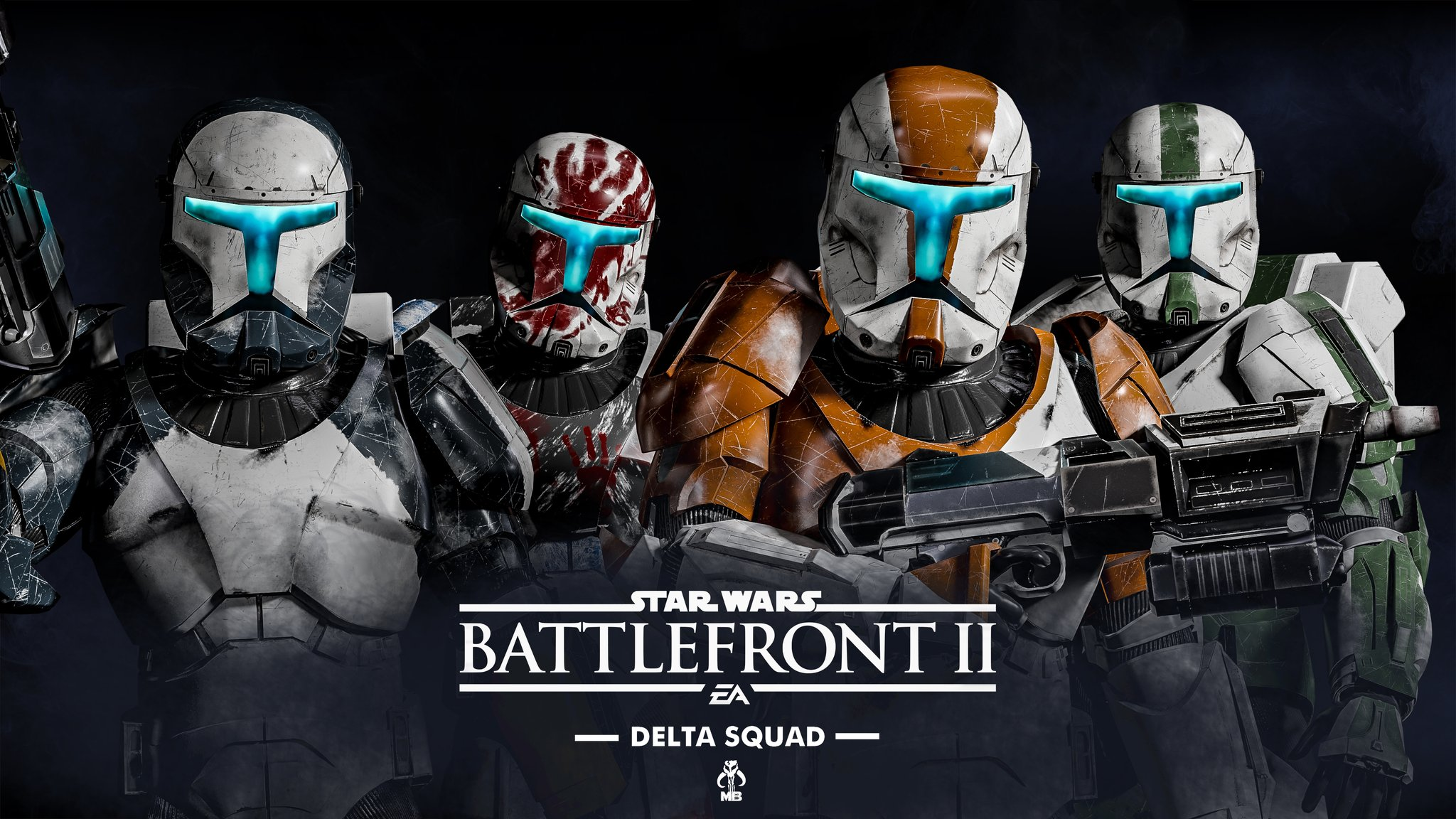 Daily Battlefront On Twitter New Content New Mods Clone Commando Delta Squad By Mandobusiness Download Here Https T Co Ihqmv5exxt