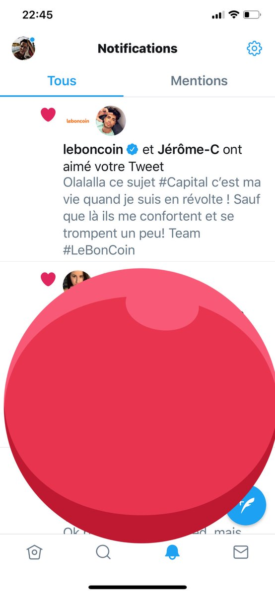 Leboncoin Hashtag On Twitter