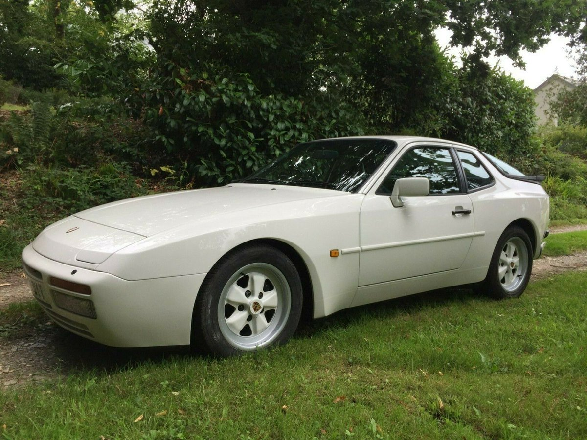80s 90s Turbo Cars On Twitter 1985 Porsche 944 Turbo 220hp Model For Sale On Ebay Turbocars 80s 90s See More Https T Co Ckljakm86v