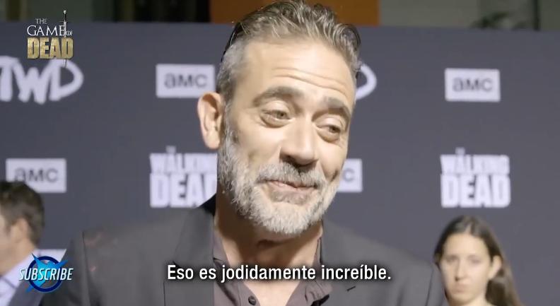 🔴VÍDEO NUEVO! #Subtitulado Entrevista al elenco #TheWalkingDead en la Premiere #Season10 Ver Aquí➡️ cort.as/-RonI