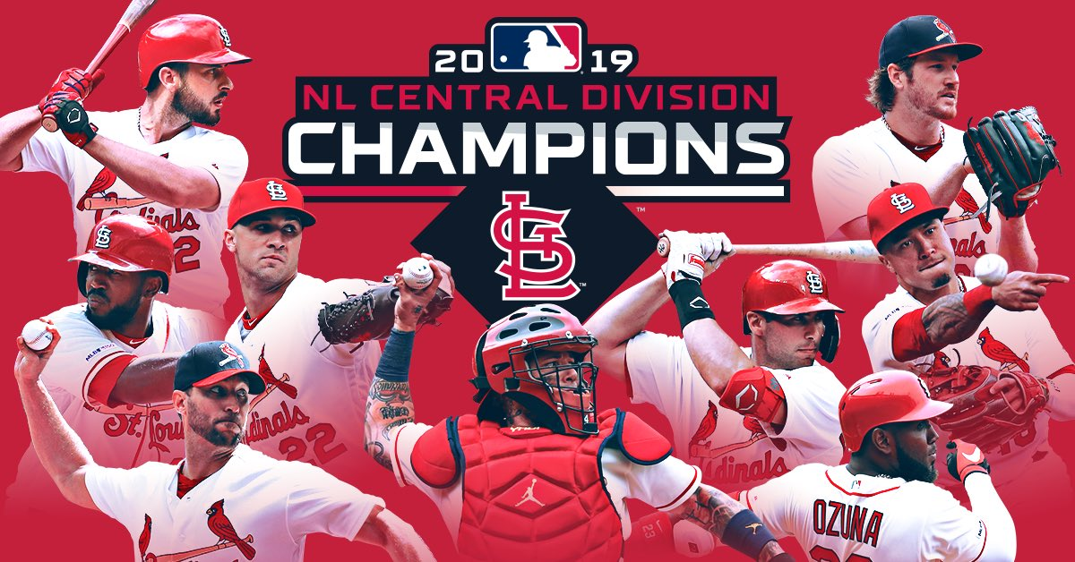 Replying to @Cardinals: OURS 🙌