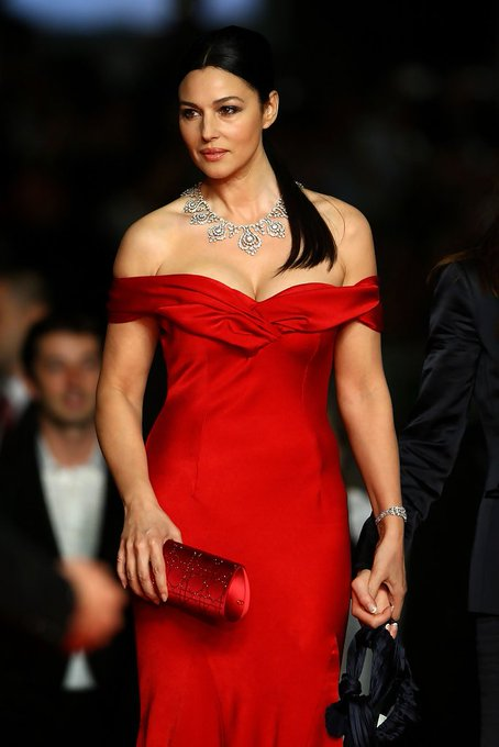 Happy 54th Birthday Monica Bellucci