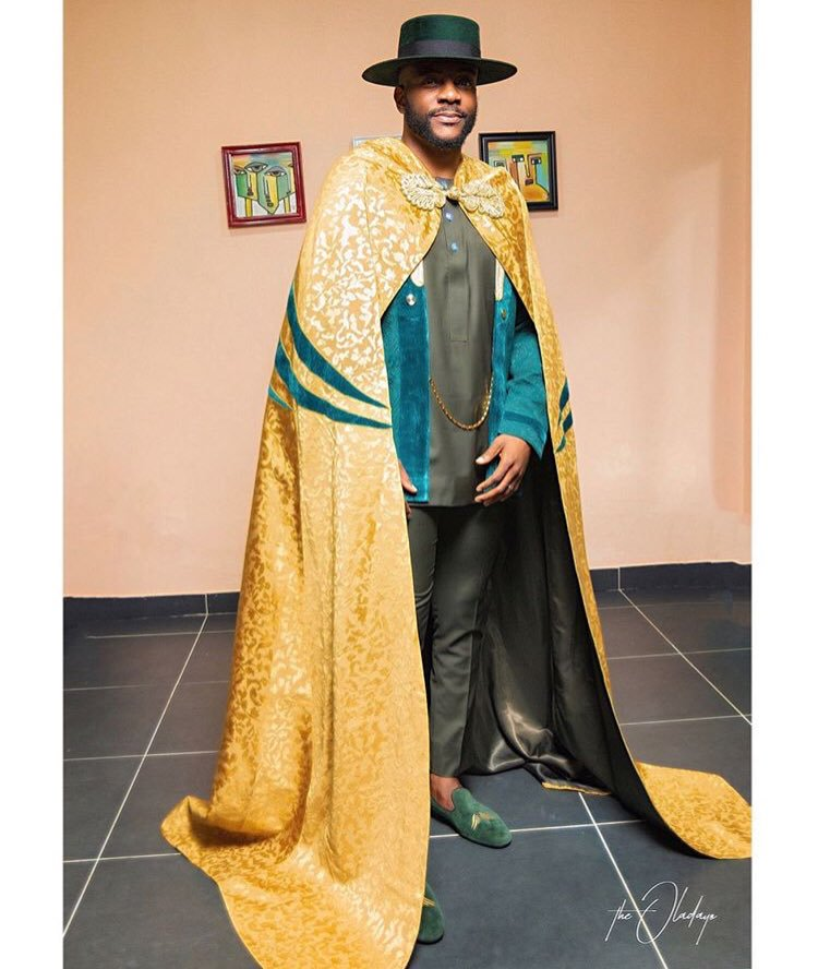But What does Ebuka do with his outfits after he makes an appearance with them?  #BBNaijaTwist #BBNaija2019 #BBNaijaEviction <br>http://pic.twitter.com/SdUDzmAXTb