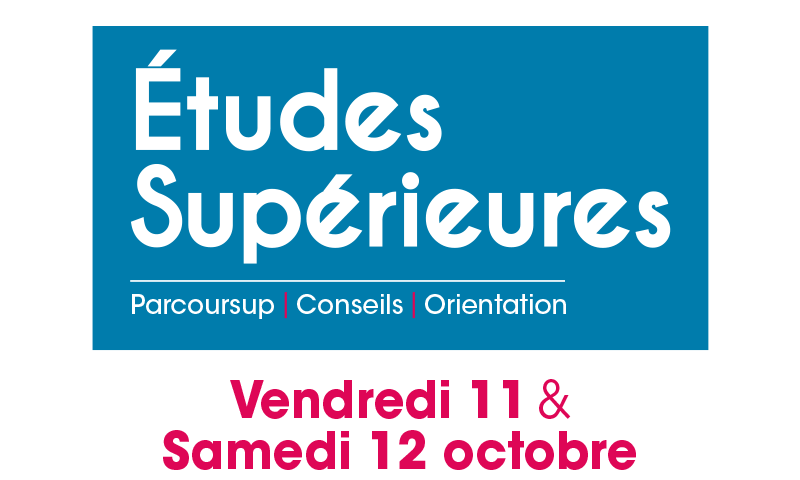 Vous êtes à la recherche d'une formation ? 🎓📝➡Rendez-vous le Vendredi 11 et le Samedi 12 Octobre au #ParcExpo #Caen pour le Salon Studyrama des études supérieures !✅ 400 formations ✅ Espace et ateliers orientation https://t.co/0szNRLF0YM