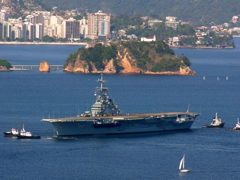 Brazil Is Selling Its Only Aircraft Carrier For Just $1.2 Million feedproxy.google.com/~r/zerohedge/f…