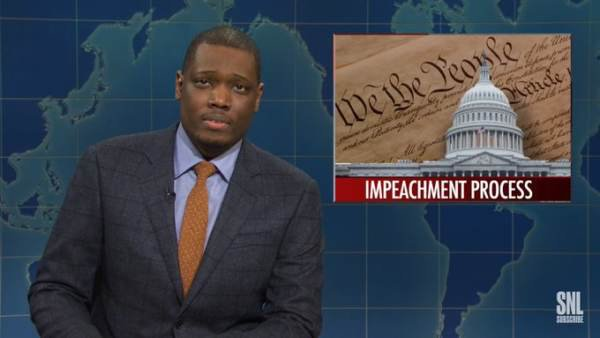 SNL 'Joke' Urges Trump Assassination Because Impeachment Takes Too Long thegatewaypundit.com/2019/09/snl-jo…
