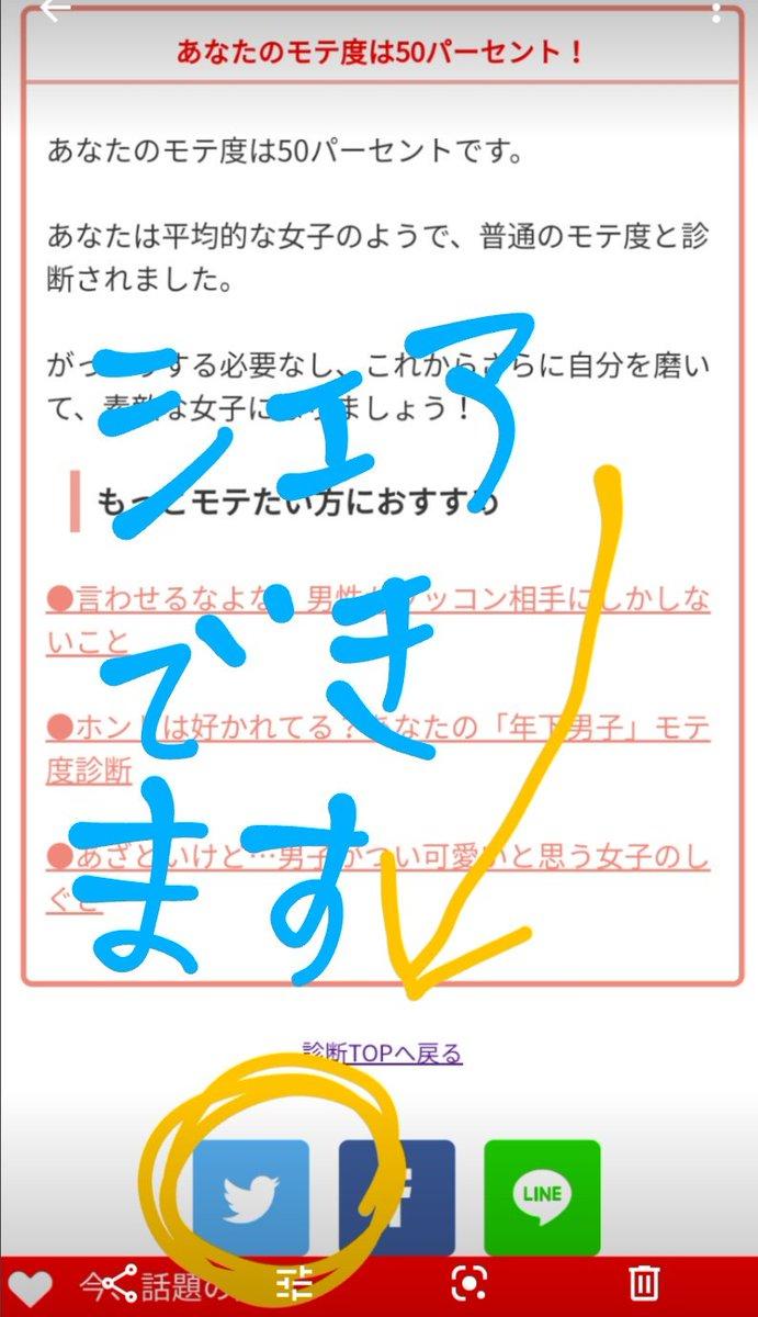 男 モテ 度 診断