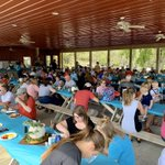 Image for the Tweet beginning: 2019 Church Picnic