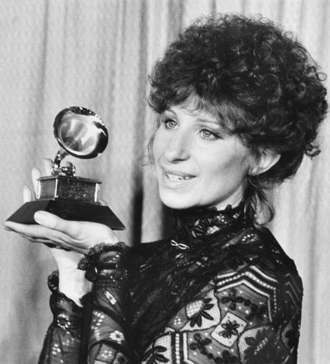 Gee, Im really surprised. I know I won four GRAMMYs, but I dont remember for what because it was such a long time ago. - @barbrastreisand accepting the GRAMMY for Song Of The Year for Love Theme from A Star Is Born (Evergreen) at the 20th #GRAMMYs in 1978. #GRAMMYVault